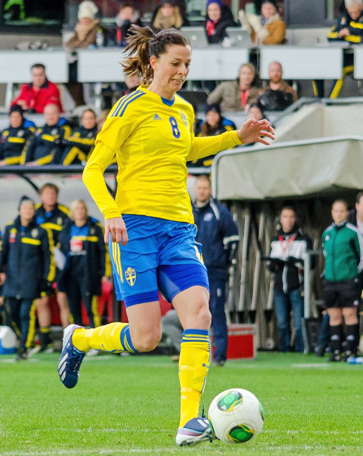 Remarkable, lotta schelin and lesb amusing