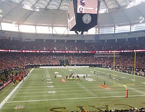 102nd Grey Cup - The Hamilton Tiger-Cats face the Calgary Stampeders in the 102nd Grey Cup.