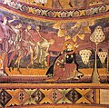 12th century unknown painters - Stoning of St Stephen - WGA19762.jpg