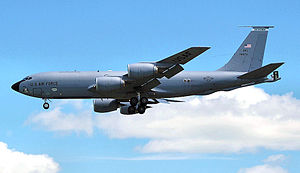 Maine Air National Guard - Image: 132d Air Refueling Squadron Boeing KC 135A BN Stratotanker 63 8872