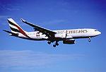 161ar - Emirates Airbus A330-243, A6-EKY@ZRH,26.01.2002 - Flickr - Aero Icarus.jpg