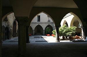 House of Borromeo - The Borromeo Palace at Milan