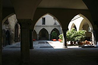 House of Borromeo - The Borromeo Palace at Milan