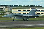 169119 Boeing F-A-18E Hornet US Navy-BMAC (28006367066).jpg