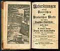 1756 D. Eduard Youngs Klagen, oder Nachtgedanken, dritte und verbesserte Auflage, Übersetzer Johann Arnold Ebert, Ludolph Schröders Erben, Braunschweig Hildesheim.jpg