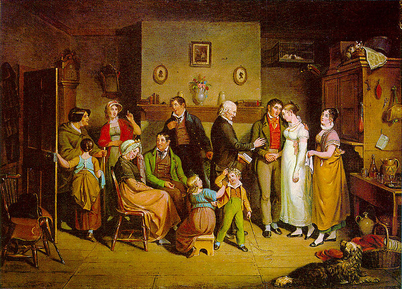 File:1820-Country-Wedding-John-Lewis-Krimmel.jpg