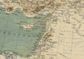 1883 Latakieh detail map L'Asie Antérieure by Perron BPL 10106.png