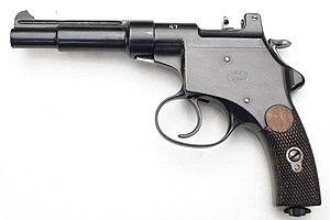 Mannlicher M1894 - Image: 1894 mannlicher 6.sized