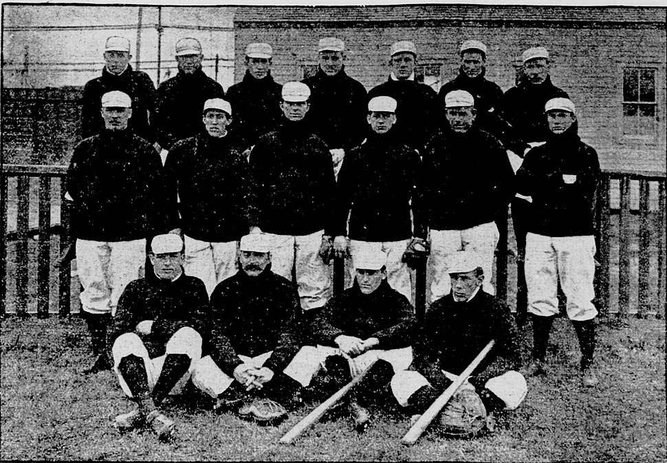 1901 Brooklyn Superbas