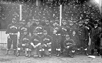 1903 Cleveland Naps season - The 1903 Cleveland Naps