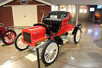 Ford Piquette Avenue Plant - Image: 1904 Ford Model C Doctors Car (30356509580)