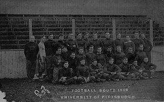 1909 Pittsburgh Panthers football team American college football season
