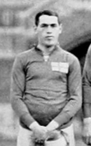 Jacob Levin (footballer) - Lewin in 1912