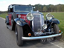 1933 Armstrong Siddeley Special (4540813141).jpg