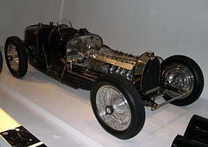 Ettore Bugatti - Bugatti Type 59 Grand Prix