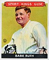 1933 Goudey Sport Kings 02 Babe Ruth.jpg