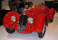 Alfa Romeo 8C 2900 Mille Miglia de 1938 da  coleção de Ralph Lauren