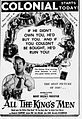 1950 - Colonial Theater Ad - 21 Jan MC - Allentown PA.jpg