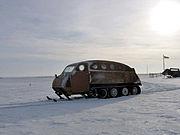 1951 Bombardier B12 Snow Bus Snowmobile