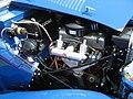 1951 MG TD Engine (2717732537).jpg