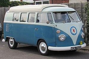 Volkswagen Type 2 - 1966 Volkswagen Type 2