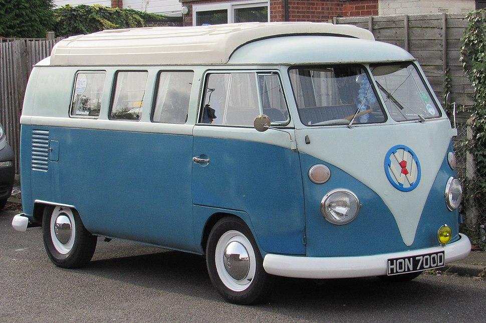 1966 Volkswagen T1 2.0 Front