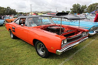 "Dodge Super Bee - 1969 Dodge Coronet Super Bee A12 ""Six-Pack"""