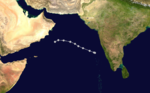 1970 Indian cyclone 11 track.png