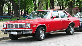 1978 oldsmobile omega sx