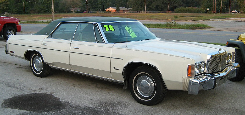 Land Yacht Cars For Sale