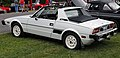 1978 Fiat X1.9 in white, rear left.jpg