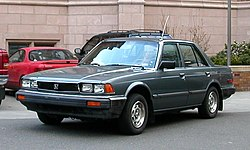 USDM 1982-1983 Honda Accord