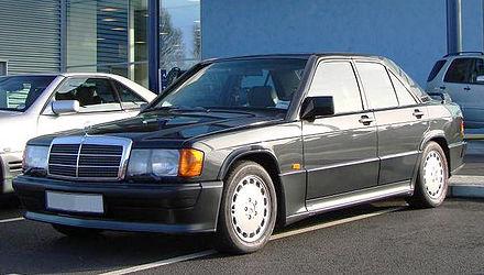 Airbag Mercedes W124 W210 W140 W202 W129 Schwarz