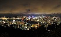 1 hong kong aerial panorama night 2011.JPG