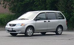 mazda mpv wikip dia rh hu wikipedia org 2000 Mazda MPV 2004 Mazda MPV