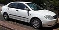 2001-2003 Toyota Corolla (ZZE122R) Ascent sedan 01.jpg