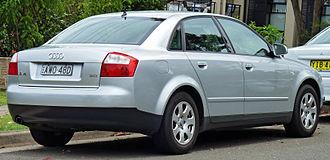 Audi A4 - Sedan