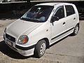 2001 Hyundai Atos Prime front.JPG