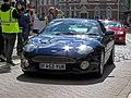 2002 Aston Martin DB7 V12 Vantage 5935 cc at Horsham English Festival 2018 a.jpg
