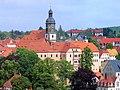 20040605050DR Dippoldiswalde Stadtansicht mit Schloß und Kirche.jpg