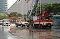 2005년 5월 9일 서울특별시 강남구 코엑스 재난대비 긴급구조 종합훈련 리허설 DSC 0172.JPG