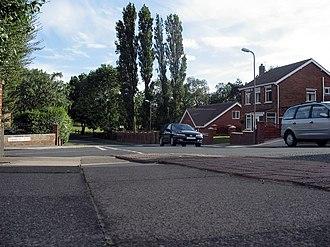 Fairfield, County Durham - Image: 2006 06 23 Upsall Grove