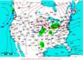 2007-05-26 Surface Weather Map NOAA.png