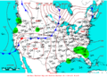 2007-10-04 Surface Weather Map NOAA.png