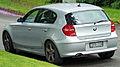 2007-2010 BMW 120i (E87) 5-door hatchback 01.jpg