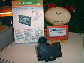 Mio C720T won the 2007 Best Chioce of COMPUTEX