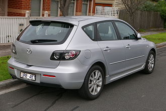 Mazda3 - Hatchback (facelift)