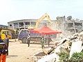 2008년 중앙119구조단 중국 쓰촨성 대지진 국제 출동(四川省 大地震, 사천성 대지진) SSL27200.JPG