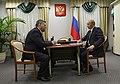 2011-07-08 Валерий Сердюков, Владимир Путин.jpeg