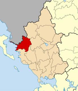 Filiates Place in Greece